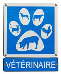 enseigne pour vétérinaire