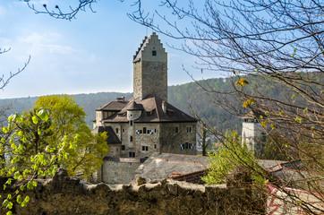 Burg in Kipfenberg