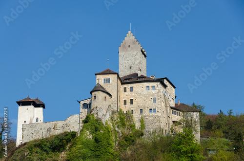 canvas print picture Kipfenberg Burg 2