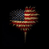 Independence day. My heart with love to usa. - Fine Art prints