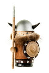 Viking figurine
