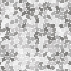 Seamless abstract geometric pattern.