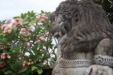 Balinese statue II