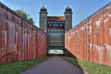 Altes Schiffshebewerk Waltrop Ruhrgebiet Industriekultur