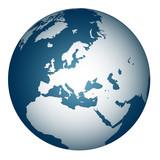 Fototapety Avrupa Kıtası ( versiyon  2 )