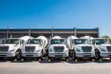 Concrete Trucks - 65396857