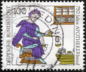 750th anniversary of the profession of pharmacy