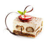 Fototapety Tiramisu Dessert