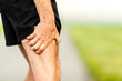 Runners leg pain injury