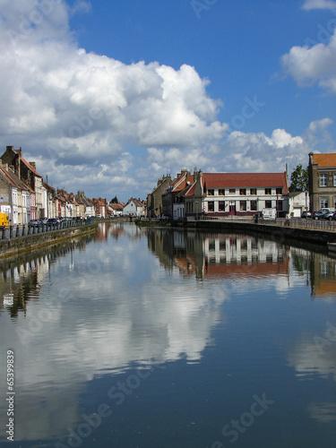 Papiers peints Riviere canal eau
