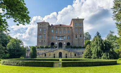 agliè castle