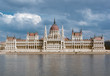 Hungarian Parliament Building. Budapest, Hungary