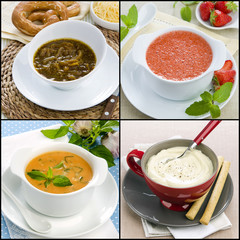 collage soup