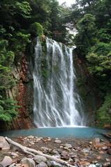 鹿児島の丸尾の滝