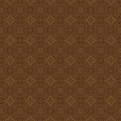 Brown pattern vector.