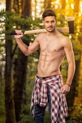 fitness lumberjack