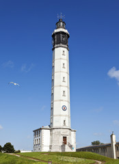 Lighthouse at Calais, France