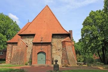 St.-Johannis-Kirche in Visselhövede (Niedersachsen)