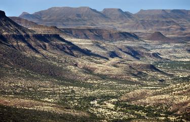 Damaraland wilderness - Namibia