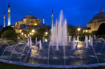 Hagia Sophia Mosque - Istanbul