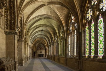 Burgos Cathedral Cloisters - Burgos - Spain