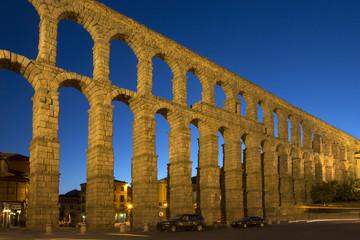 Segovia Roman Aquaduct - Spain