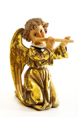 Weihnachtsschmuck, Engel-Figuren
