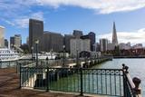 San Francisco Pier, Kalifornien, USA