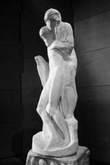 The Rondanini Pieta by Michelangelo Buonarroti - Sforza castle M