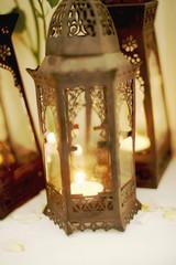 Arabische Handlampen