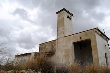 Casa abandonada