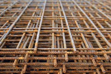 Baustoffe: Stahlmatten