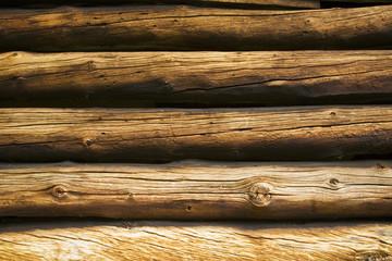 Holzwand, Vollbild
