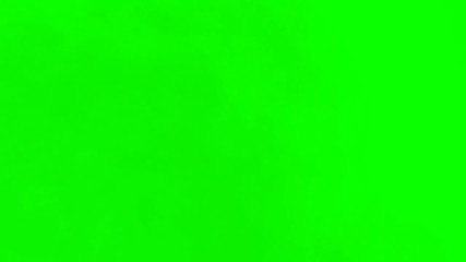 Atmosphere Smoke Dust on  green screen