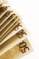 50 Euro-Banknoten