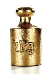 Ein Kilogramm Gold