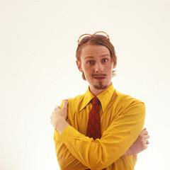 Funky Mann, Portrait