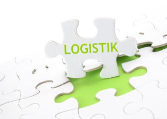 Puzzle - Logistik