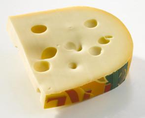 Stück Edamer Käse