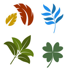 Leaves Set