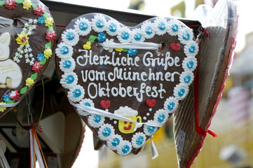 Deutschland, München, Oktoberfest, andenken, close-up