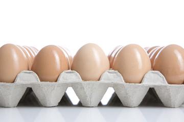 Eier in Schale