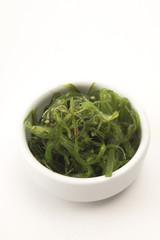 Wakame Algen, Beilage für Sushi