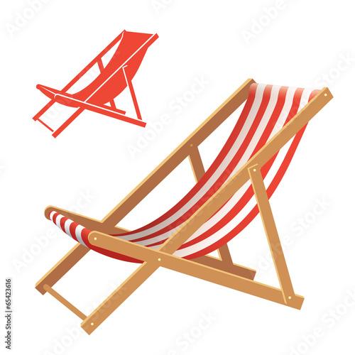 Deck chair - 65423616