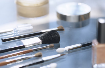 Make-up-Utensilien