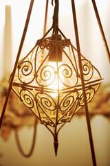 Orientalische Stil-Lampe