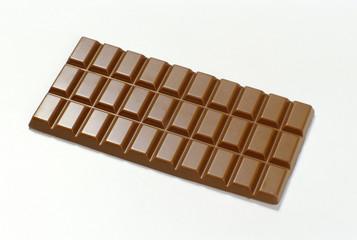 Ein Riegel Schokolade