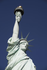 USA, New York City, Freiheitsstatue