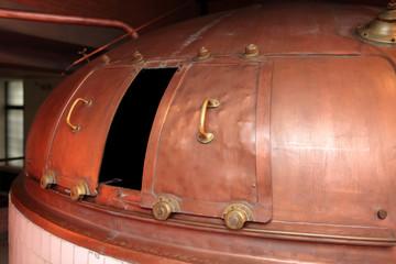 Copper tun