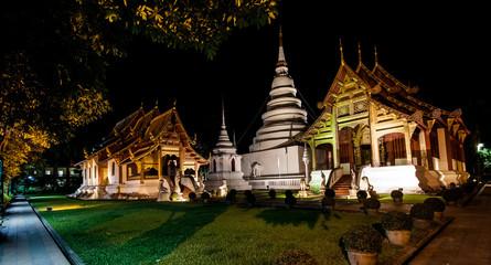templo chiang mai tailandia